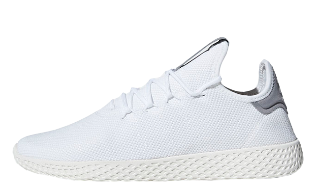 Pharrell x adidas Tennis Hu White Grey B41793