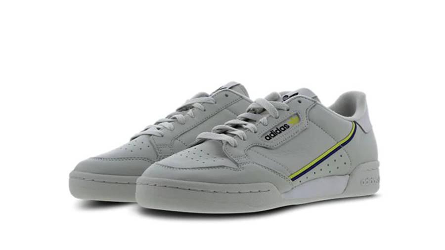 adidas Continental 80 Rascal Grey