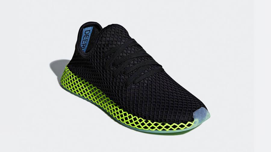 adidas Deerupt Black Volt | Where To