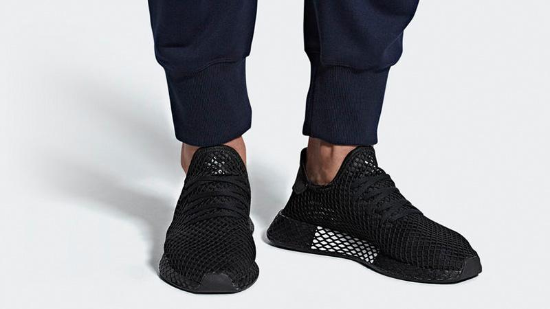 adidas Deerupt Triple Black | Where To