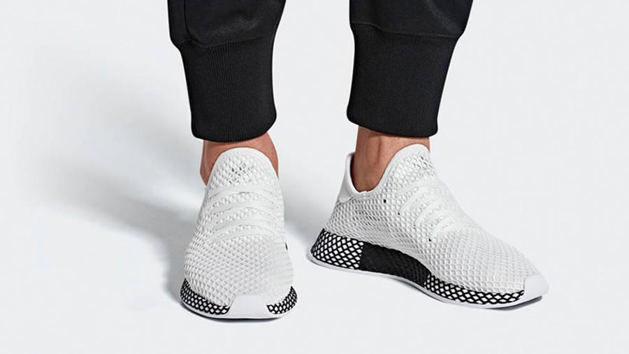 adidas Deerupt White Black | Where To