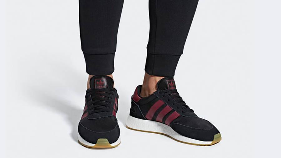 adidas I-5923 Black Burgundy   Where To