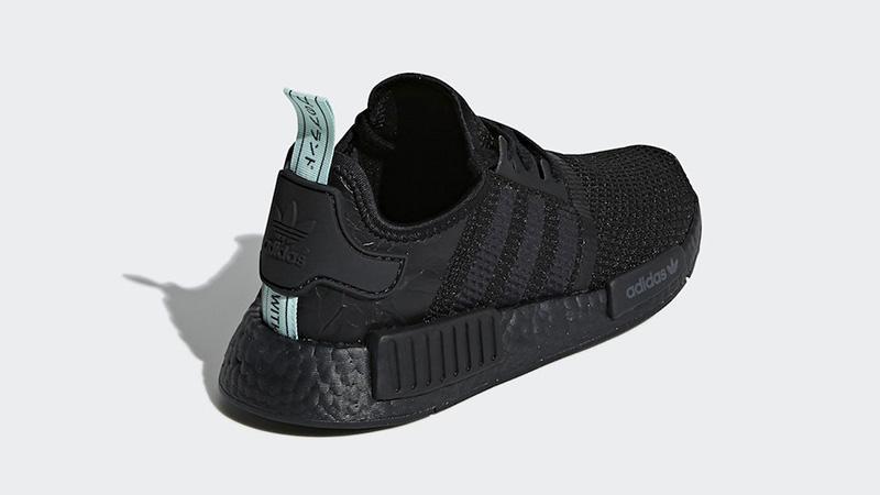 Adidas Nmd R1 Black Mint Off 69 Willsfuneralservice Com