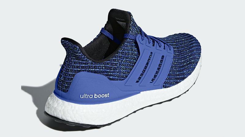 Get Adidas Ultra Boost 4.0 Hi Res Blue