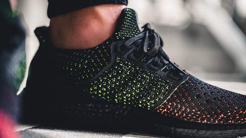 adidas Ultra Boost Clima Black Solar