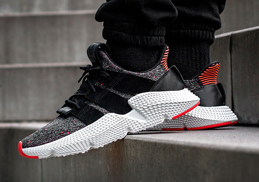THE ADIDAS PROPHERE SHOES IS HERE!?? BE WARNED!