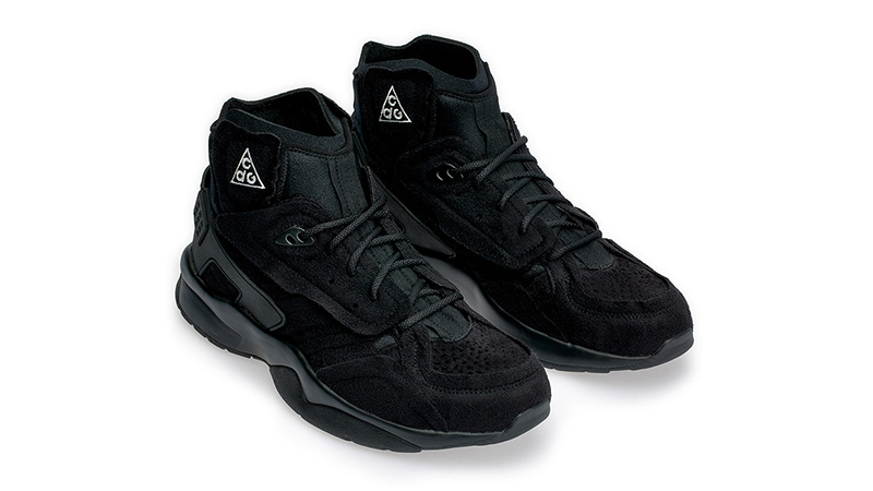 super calidad hermoso estilo venta online Comme des Garcons x Nike ACG Air Mowabb Black - Where To Buy ...