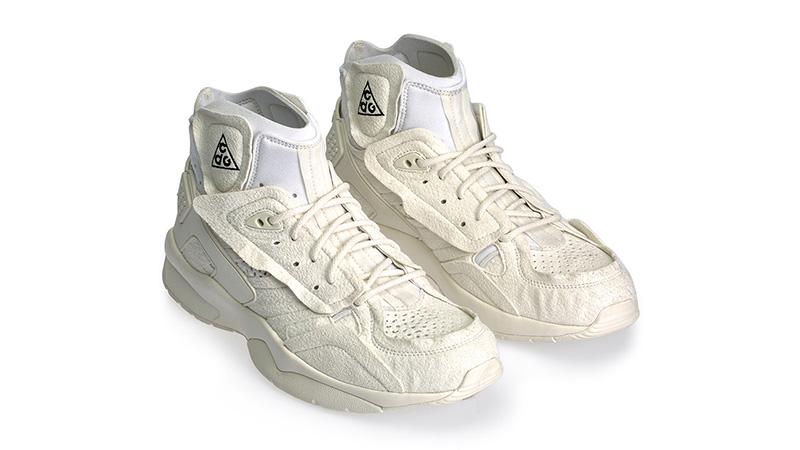 códigos de cupón más de moda último descuento Comme des Garcons x Nike ACG Air Mowabb White - Where To Buy ...