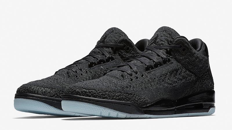 Jordan 3 Flyknit Black | Where To Buy