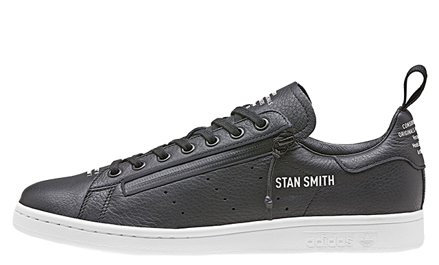 Mita x adidas Stan Smith Black BB9252
