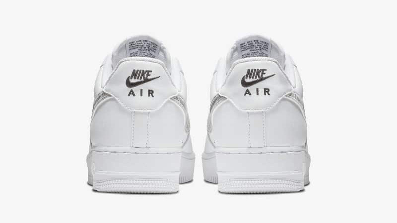 Nike Air Force 1 LV8 White Just Do it Pack