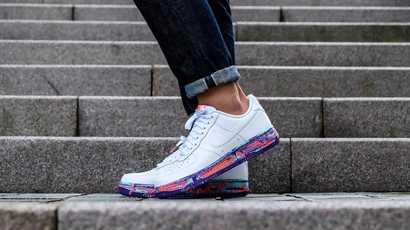 Nike Air Force 1 Low Marble White Multi