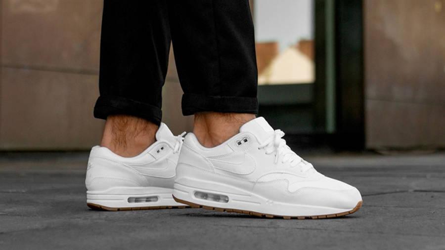 Nike Air Max 1 Premium White Gum