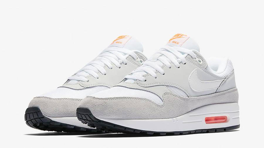 Nike Air Max 1 Pure Platinum Orange