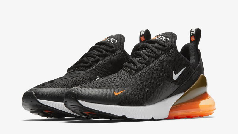Nike Air Max 270 Just Do It Pack Black
