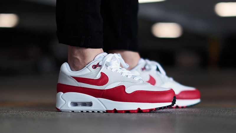 red air max 90 womens