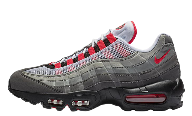 Nike Air Max 95 Solar Red Where To Buy AT2865 100 | The