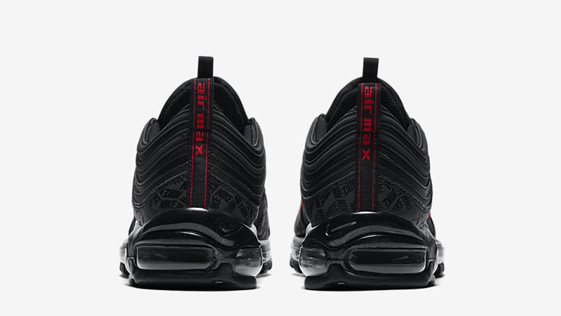 air max 97 black and red tick