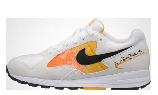 Nike Air Skylon 2 White Orange Womens AO4540-101