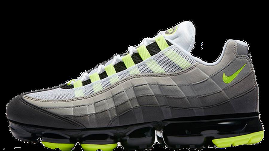 Nike Air VaporMax 95 Neon | Where To Buy | AJ7292-001 | The Sole ...
