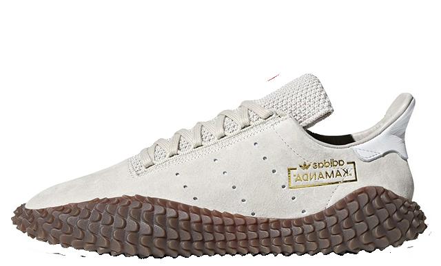 adidas Kamanda Brown Pack White Gum