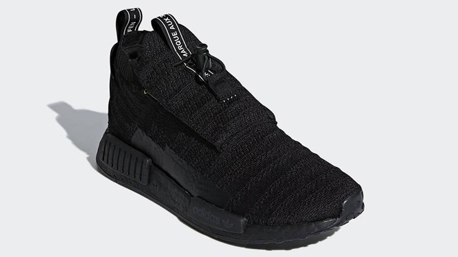 adidas NMD TS1 Gore Tex Triple Black