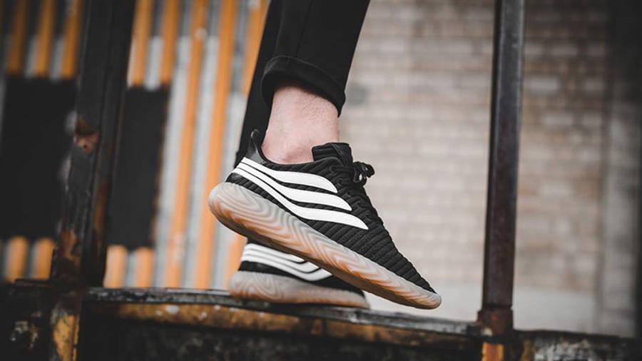 adidas Sobakov Black Gum | Where To Buy