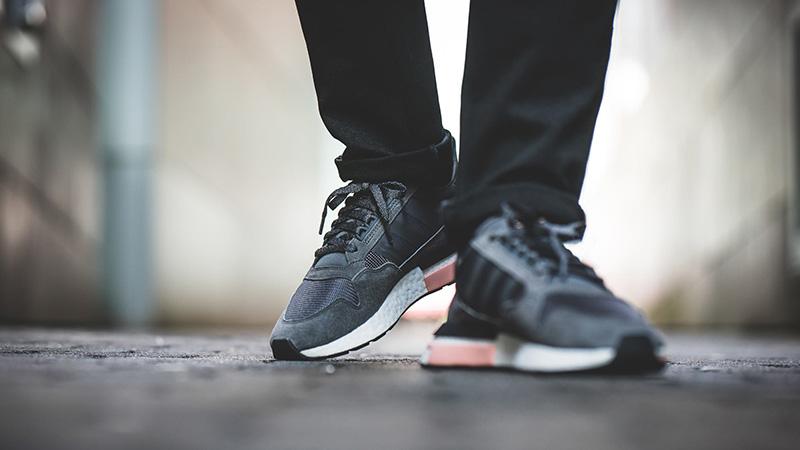 adidas ZX 500 RM Grey Black