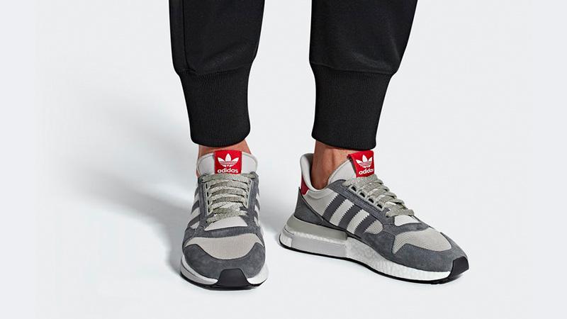 adidas zx 500 rm grey cheap online