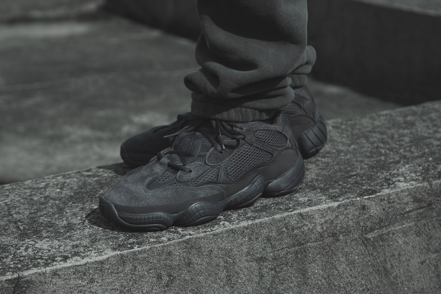 how to buy good looking various colors Yeezy 500 Utility Black - Where To Buy - F36640 | The Sole Supplier