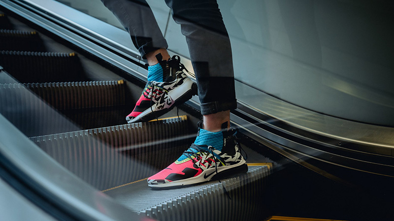 ACRONYM x Nike Air Presto Mid Racer