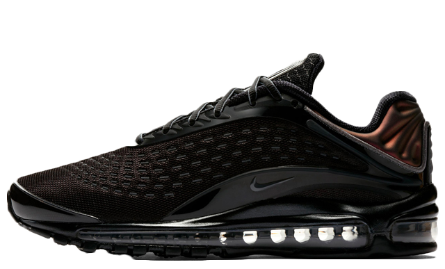 Nike Air Max Deluxe Black Bronze