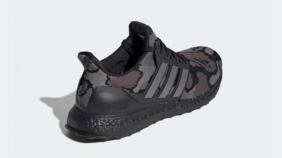 BAPE x adidas Ultra Boost Black Camo | Where To Buy | G54784 | The ...