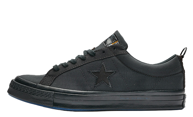 Carhartt x Converse One Star WIP Black 162819C