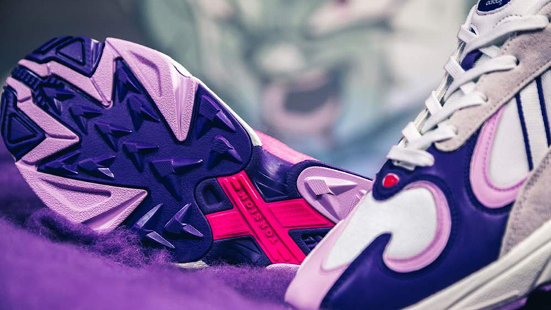Inmunidad compresión entrega a domicilio  Dragon Ball Z x adidas Yung 1 Frieza | Where To Buy | D97048 | The Sole  Supplier
