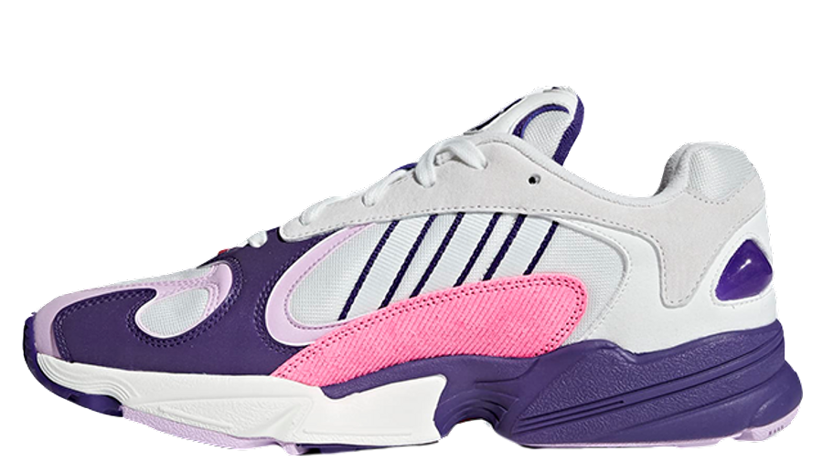 Dragon Ball Z x adidas Yung 1 Frieza   Where To Buy   D97048   The ...