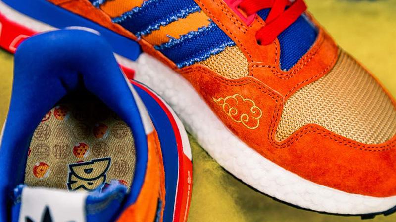 Apuesta Circo ácido  Dragon Ball Z x adidas ZX500 RM Goku - Where To Buy - D97046   The ...