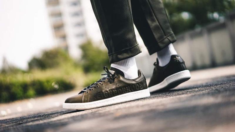 Neighborhood x adidas Stan Smith Olive