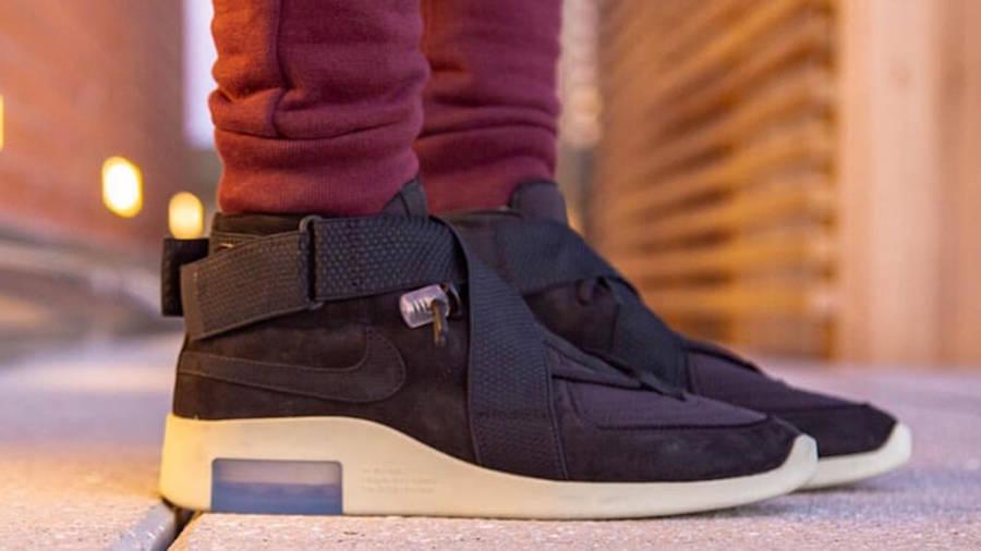 Nike Air Fear of God 180 Black | Where