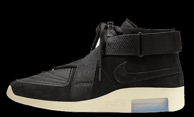 Nike Air Fear of God 180 Black AT8087-002