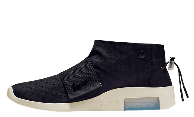 Nike Air Fear of God Moccasin Black AT8086-002