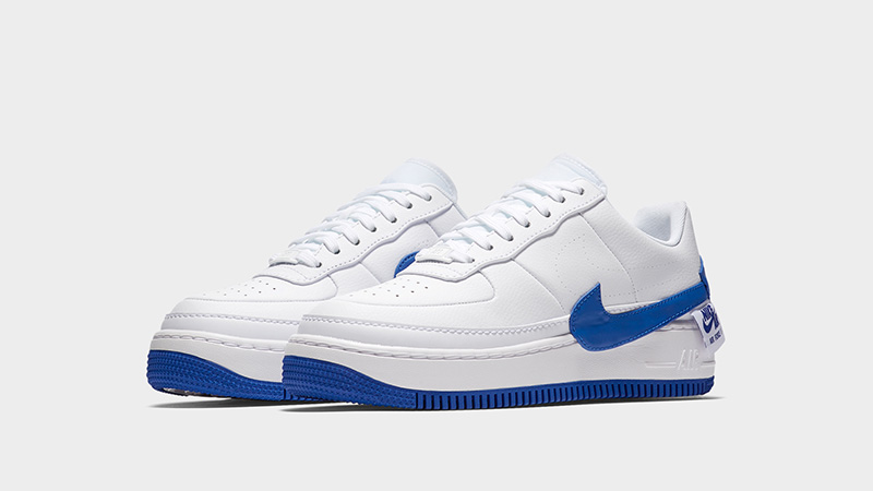 Nike Air Force 1 Jester XX White Blue Womens