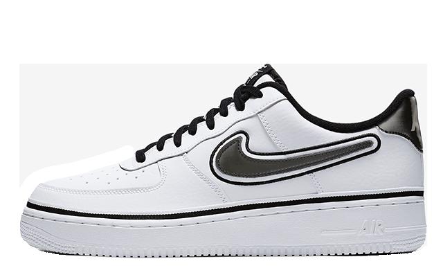 Nike Air Force 1 Low Sport NBA White
