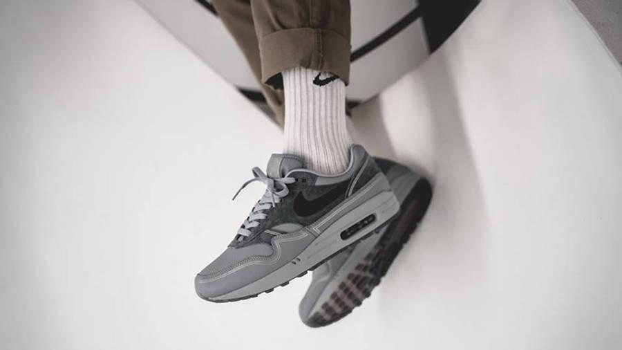 cometer Educación moral esclavo  Nike Air Max 1 Centre Pompidou Pack Grey | Where To Buy | AV3735-001 | The  Sole Supplier