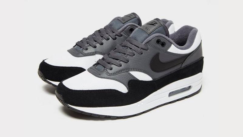 Nike Air Max 1 White Grey JD Exclusive