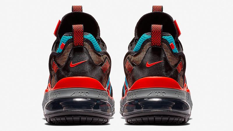 Nike Air Max 270 Bowfin Black Multi