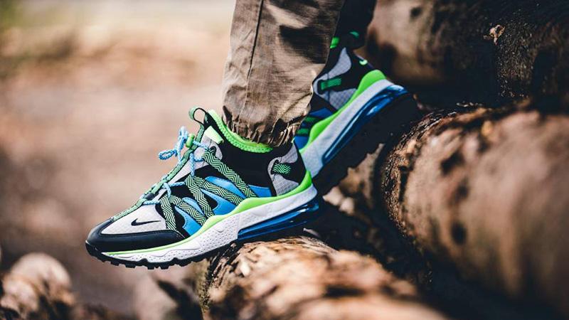 Nike Air Max 270 Bowfin Green Multi