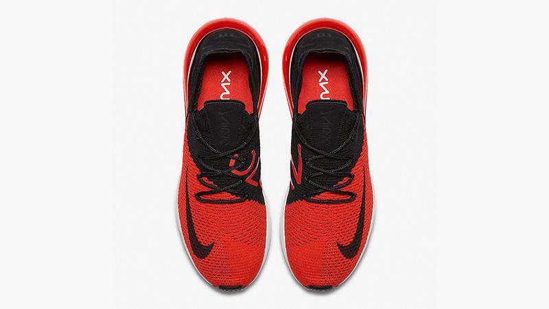 Nike Air Max 270 Flyknit Bred | Where