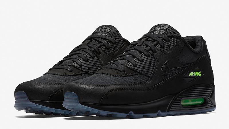 Nike Air Max 90 Black Volt | Where To
