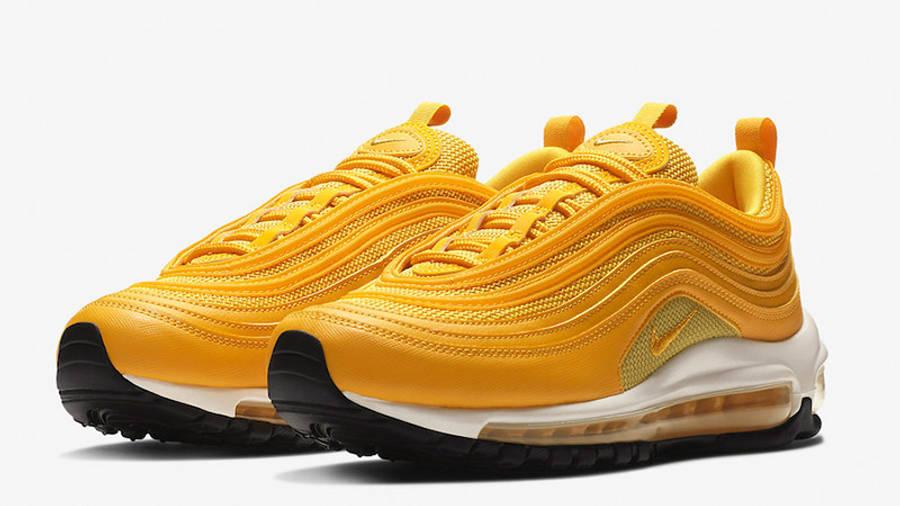 Nike Air Max 97 Mustard Yellow Womens